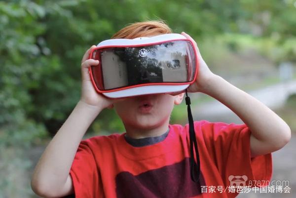 研究发现:VR技术能帮助儿童克服恐惧
