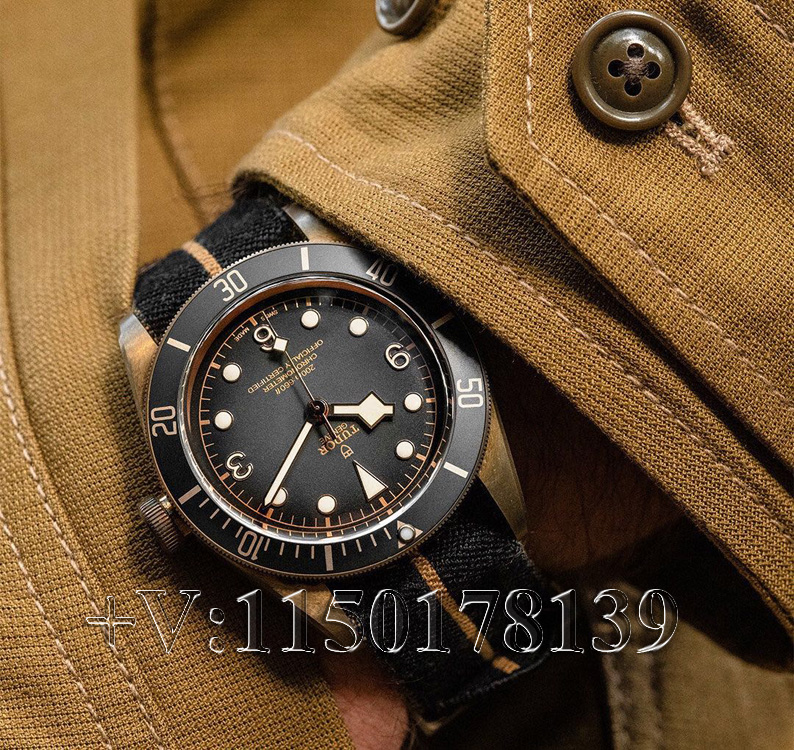 贝克汉姆同款!XF厂帝舵M79250BA青铜石坂灰,质量如何?