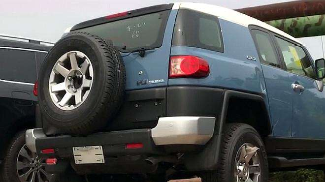 丰田FJ酷路泽-两气囊双油箱气泵版本,47万的价格,值得入手不?