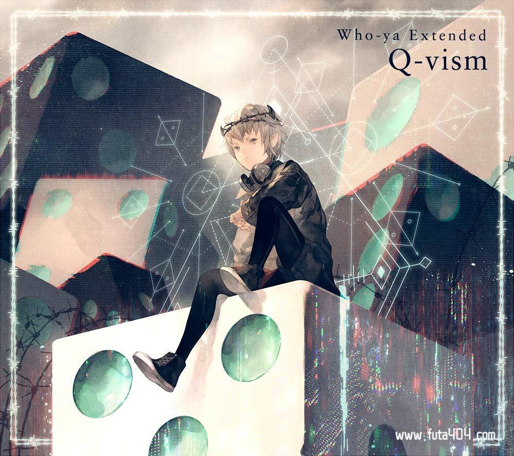 心理测量者第3季OP片头曲「Q-vism」下载 Who-ya Extended 动漫音乐 第1张