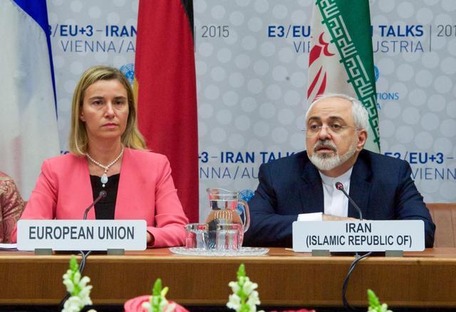 欧盟欲绕开美国与伊朗合作,美国副总统:快退出伊核协议!