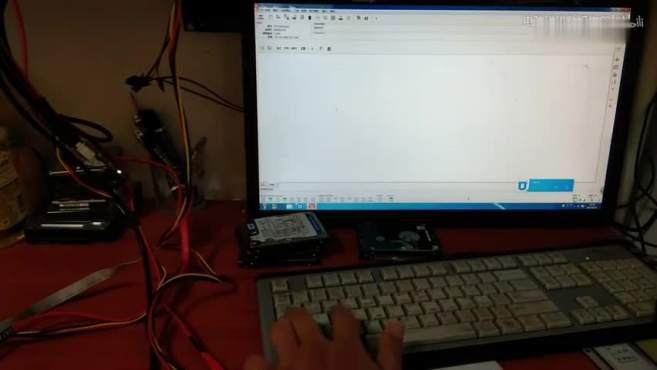 硬盘奇慢以读数据就死机硬盘坏道怎么恢复数据