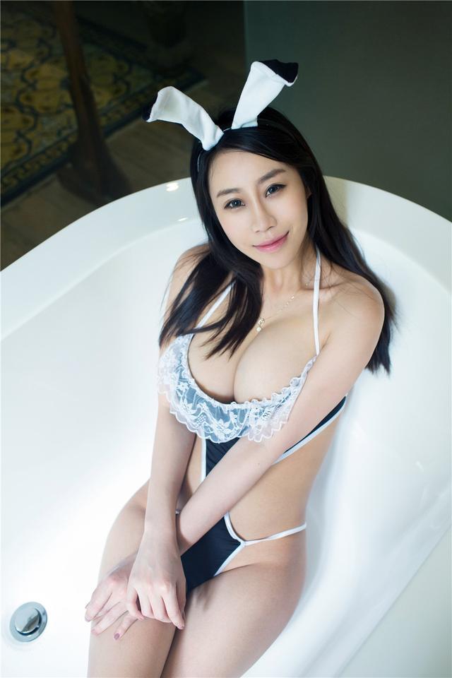 推女郎 兔女郎美女雯雯第62期