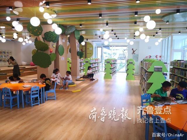 山东省区县级首个AR互动百科图书馆 AR资讯 第2张