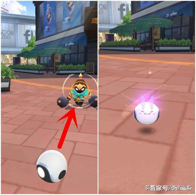 独家评:一起来捉妖和pokemon go 2款AR手游 AR游戏 第2张