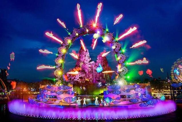 寒假春节亲子游好去处!广州融创4大乐园,陪你潮玩过新年!