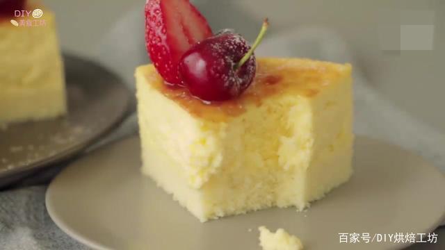 「蛋糕教程」教你生日蛋糕做法!草莓奶酪芝士蛋糕