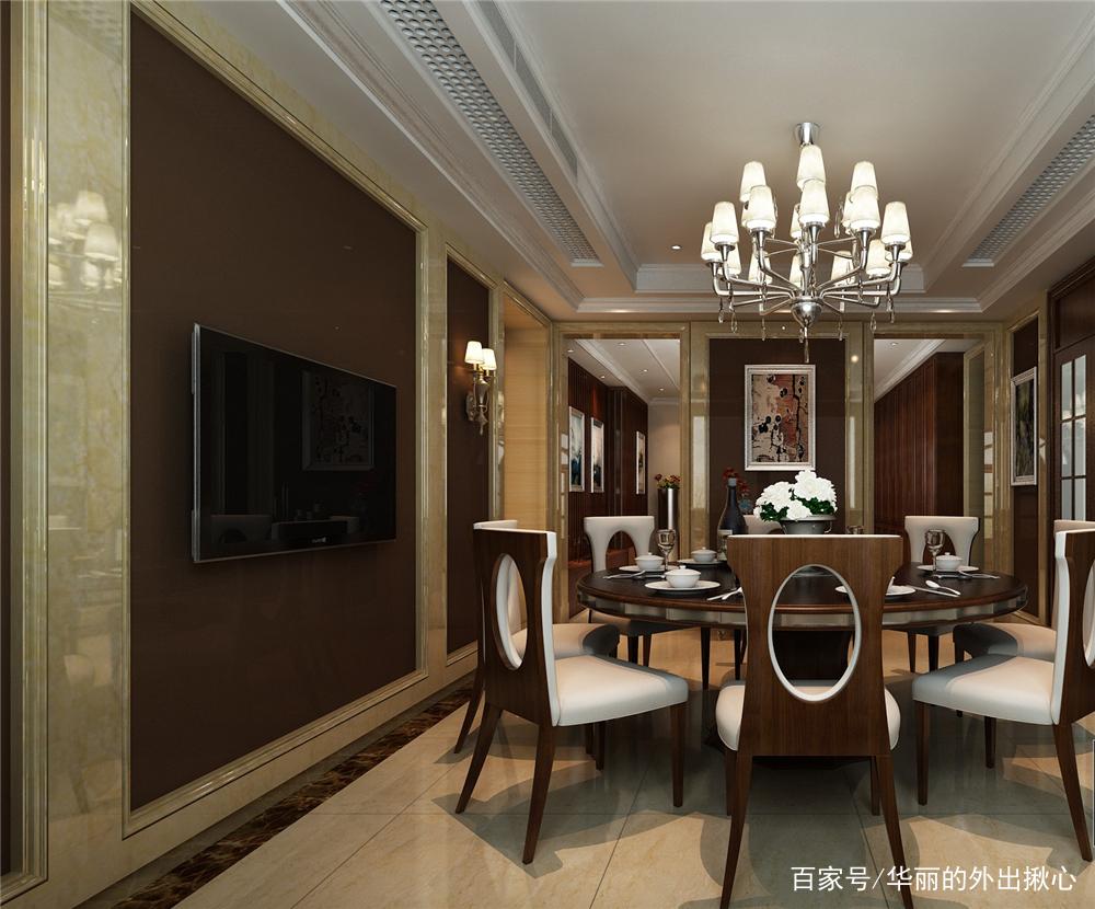 河南省别墅楼中楼装修设计案例效果图