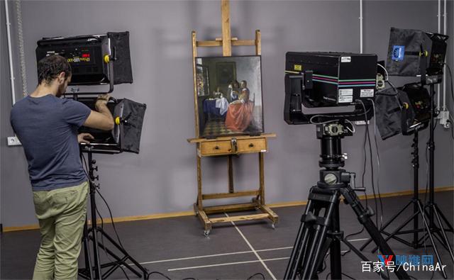 谷歌利用AR技术将维米尔大师名画带给普罗大众 AR资讯 第2张