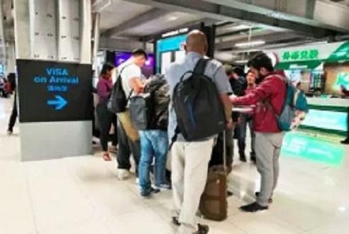 泰国旅游业代表申请免我国游客落地签证费时间延长至10月