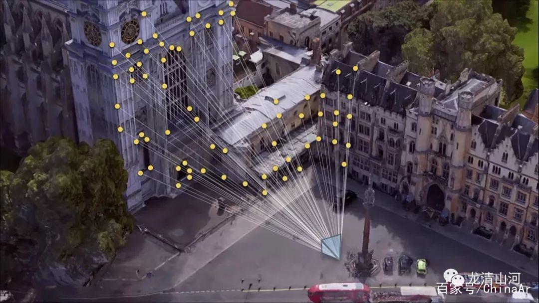 Google地图AR导航Live View适用于iPhone和Android平台 AR资讯 第3张