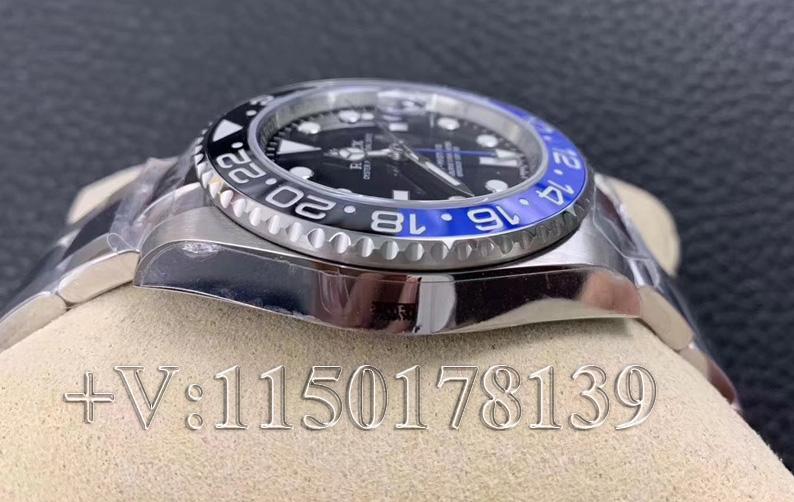 最新N厂V8版劳力士格林尼治蓝黑圈GMT,做工质量如何?