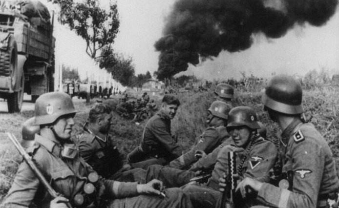 """二战中的德国,将法律当""""儿戏"""",领导指示最大-"""
