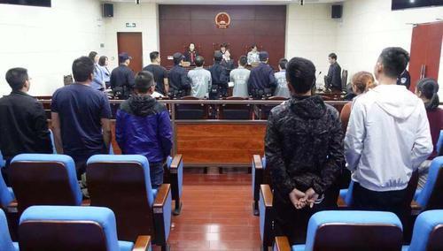 四名被告获刑!珠海金湾法院合并公开宣判两宗敲诈勒索案件