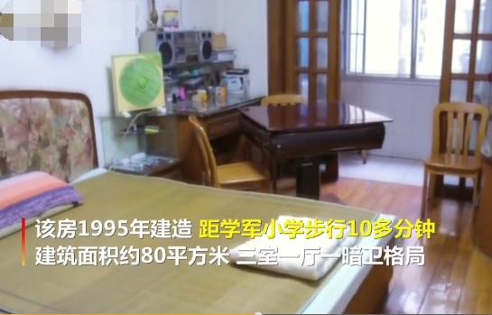 杭州学区房为何1元起拍 房款可以按揭贷款支付真的吗