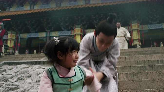 大明风华:燕王进城大肆屠杀,少年瞻基心性善良,救下小宫女