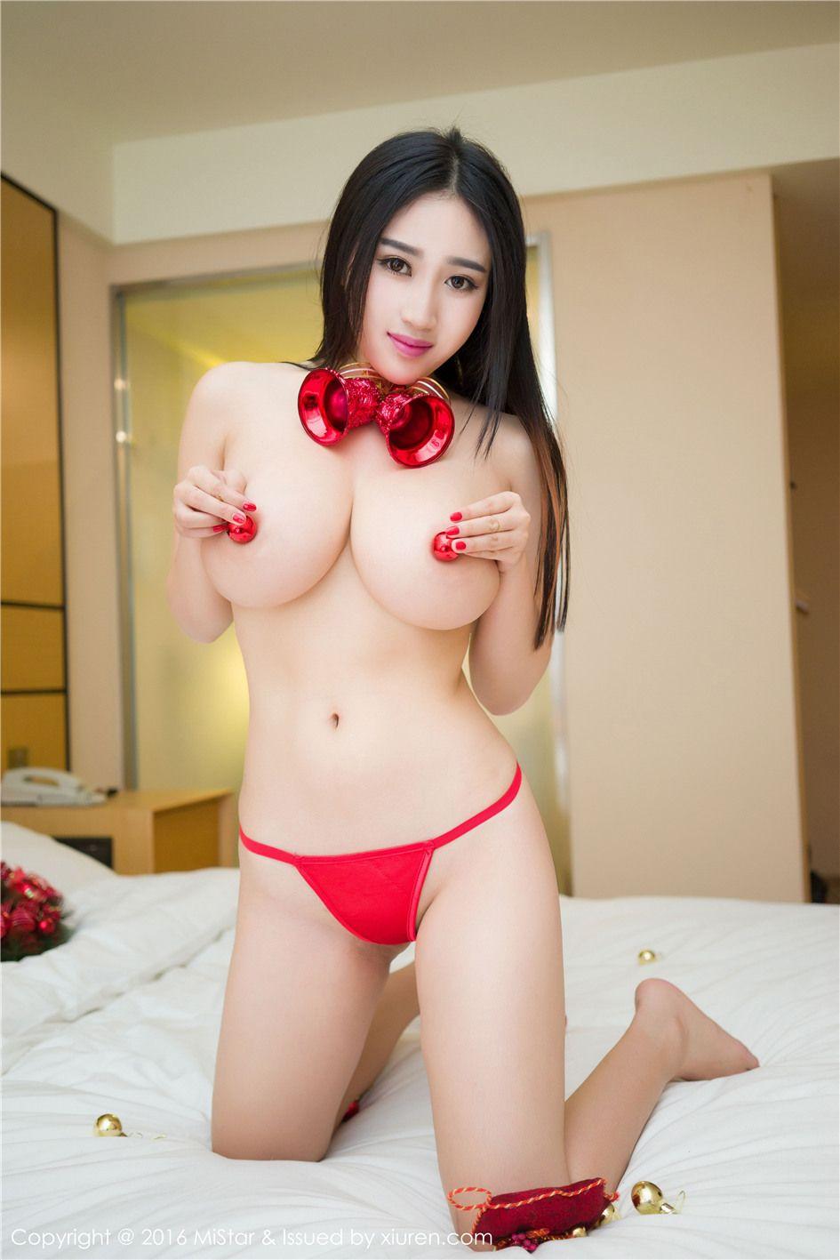 [魅妍社] 大胸美女闵妮Mily VOL.055 私房人体艺