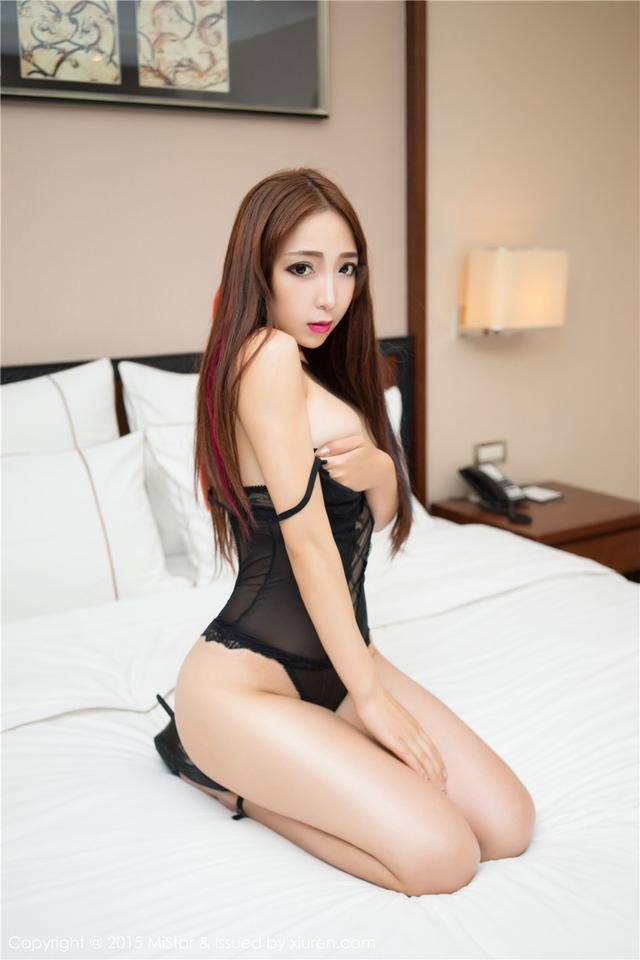 [魅妍社]黄歆苑VOL.009美女套图