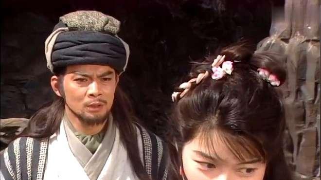 朱峰恋太感人:阿朱逃出聚贤庄,在雁门关五天五夜终于等到他!
