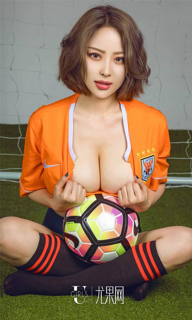 [尤果网] 足球宝贝写真高清套图 第726期