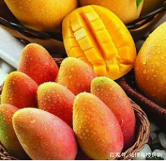 芒果与鲜奶油非常配,制作出来的芒果布丁,更是香甜可口哦!