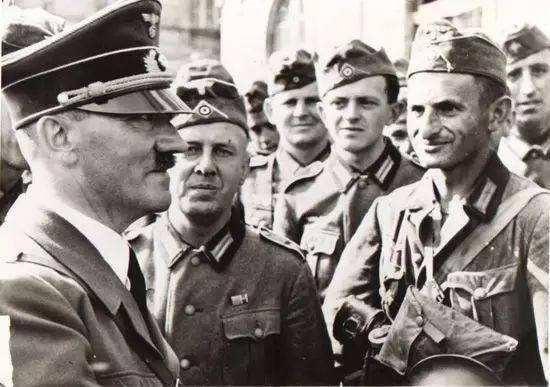 """纳粹党的""""连坐令"""":企图杀害德国人者,处决其所有男性亲属-"""