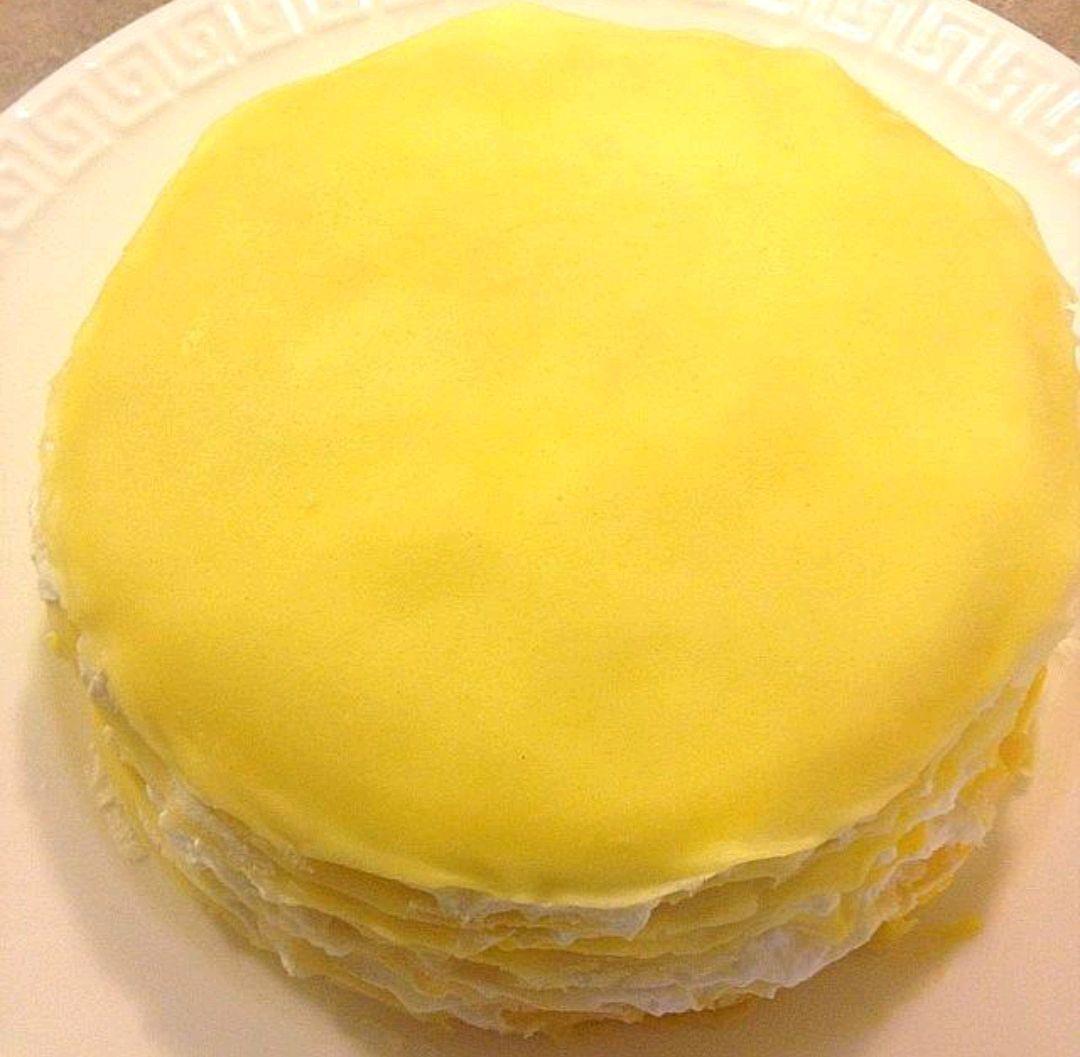 酸奶芒果千层网红千层蛋糕怎么做