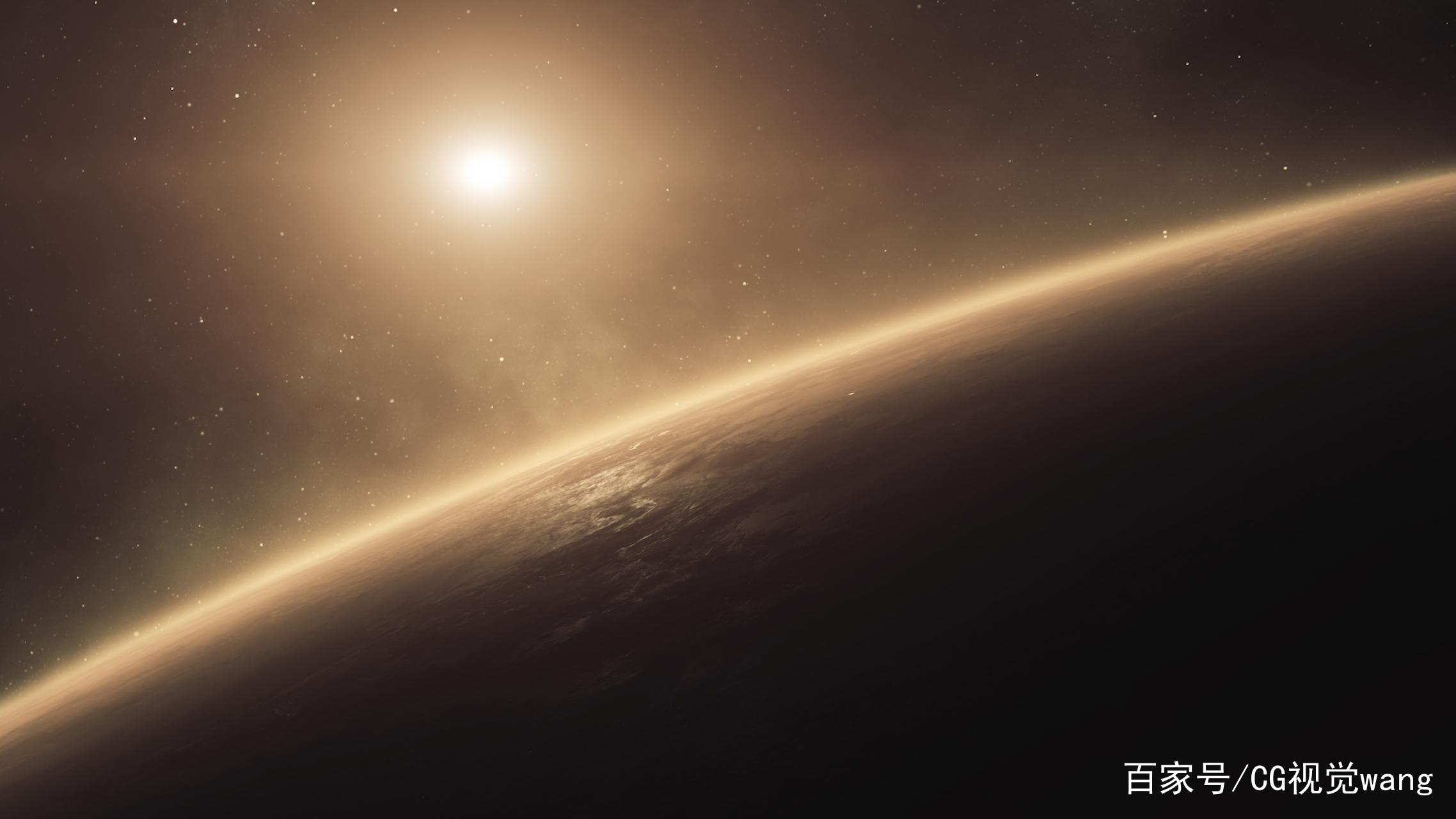 Orange-Planets