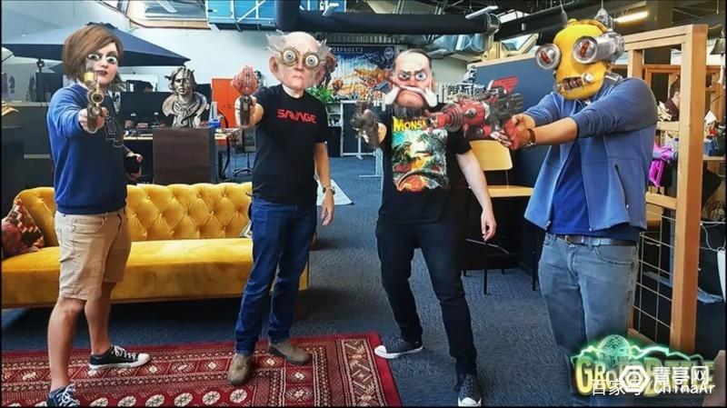 GDC 2019展现首款多人AR游戏《Grordbattle》