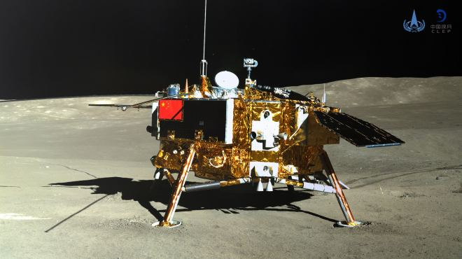中国计划在月球南极建科研站 这个选址有点意思
