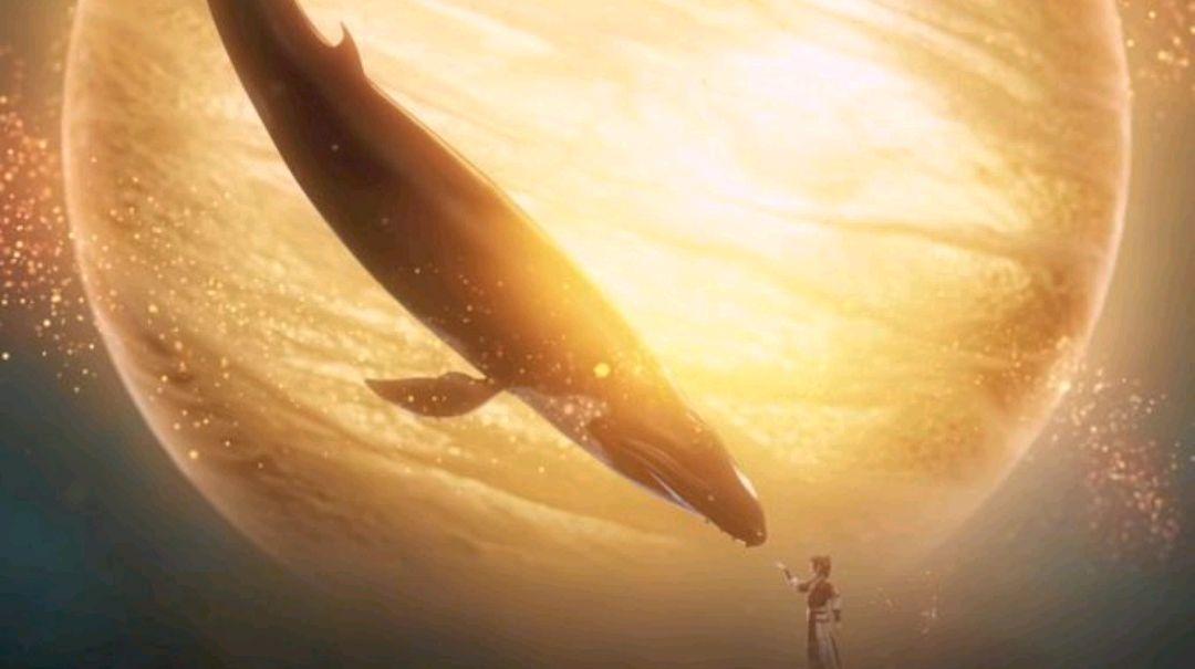 四海鲸骑:里面的画面有时候可以精彩绝伦,也无法用言语描述