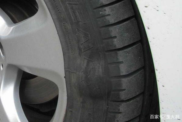 轮胎出现这几种问题,继续使用,危险随时到来!