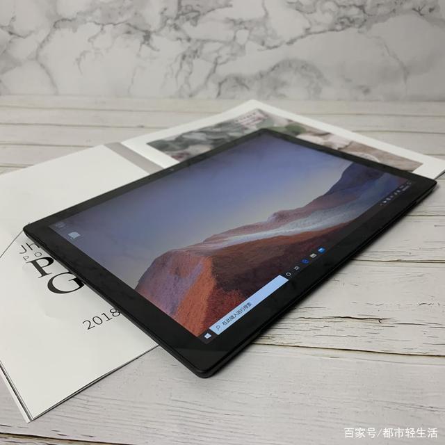 乘上轻薄本的快车,Surface Pro 7详细体验