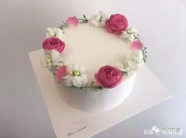 奇梅花道|将花种在蛋糕上?这是一款打破传统的母亲节礼物!