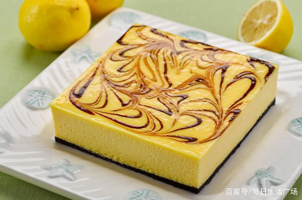 上海食之秘关门,大理石芝士蛋糕再吃不到了?别担心,这就教你做