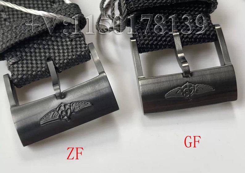 拆解测评:GF厂百年灵黑鸟比ZF厂的究竟好在哪?