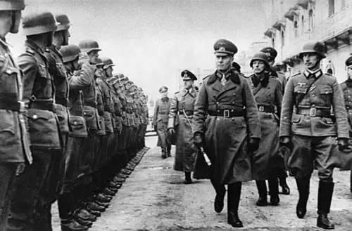 辟谣:二战中希特勒派25万精锐进西藏-
