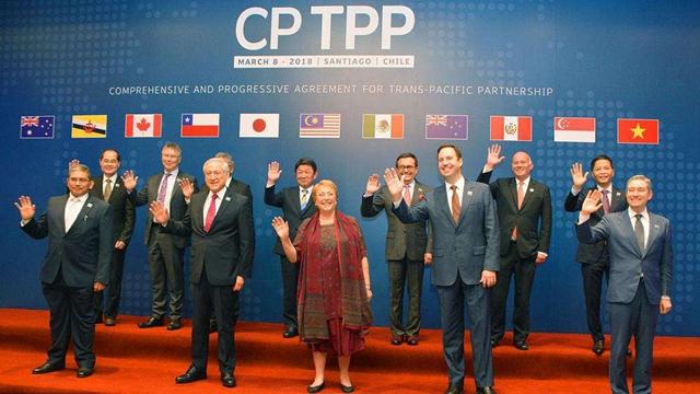 CPTPP生效后,这场会议将在中国举行!美方出口或受阻?
