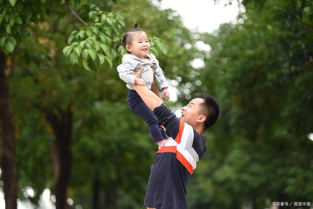 """专家育儿说:丧偶式婚姻,容易让孩子患上""""缺乏父爱综合征"""""""