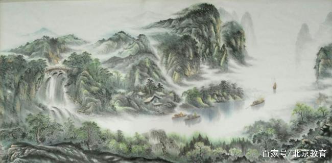 江山如画,一眼千年——著名画家徐保周老师作品展示