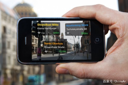 AR增强现实正走向现实 AR技术日新月异 AR资讯 第3张