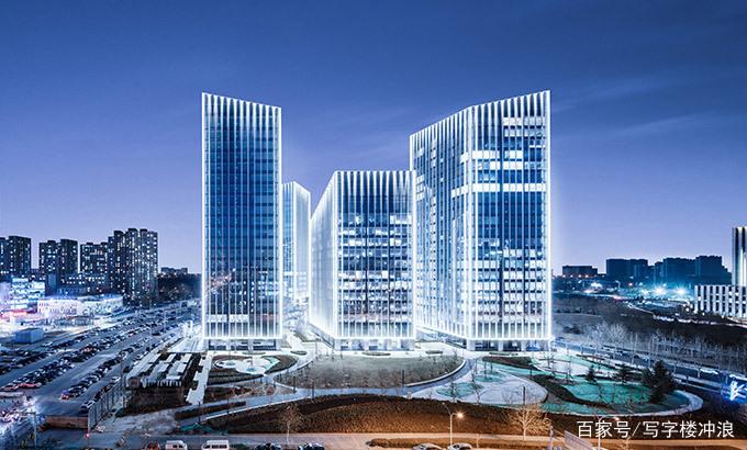 东久中国投资公司购买北京3处写字楼项目(图3)