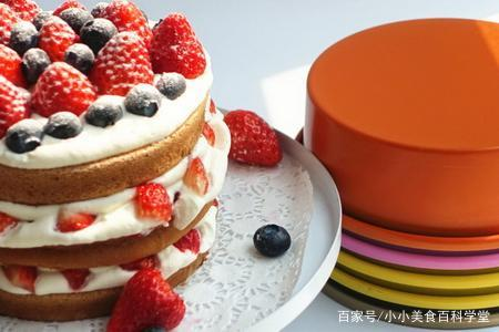 教你做纯正欧式风格蛋糕