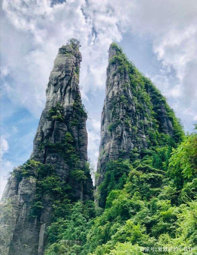 """被CNN评为""""中国最美仙境"""",恩施大峡谷"""