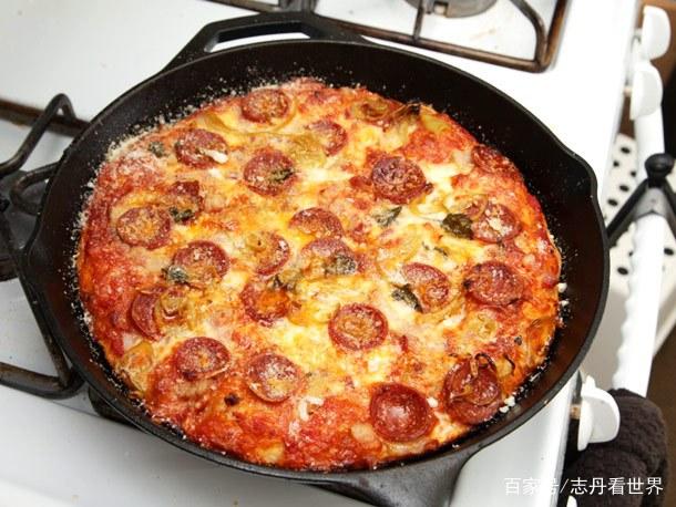 美食分享:教你如何在家里制作完美的披萨,万无一失的方法
