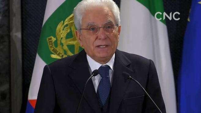 意大利总统开启与各党派政治会谈