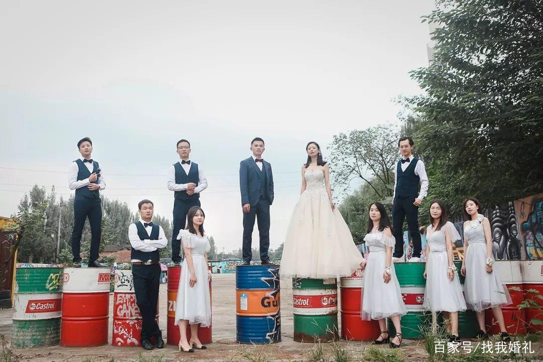 婚礼当天必拍的20个镜头