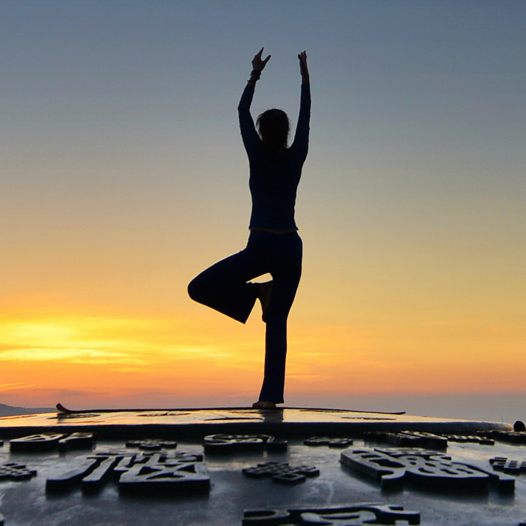 卡拉瑜伽课堂