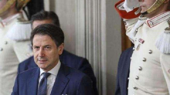 辞职9天后,意大利总理孔特再上任
