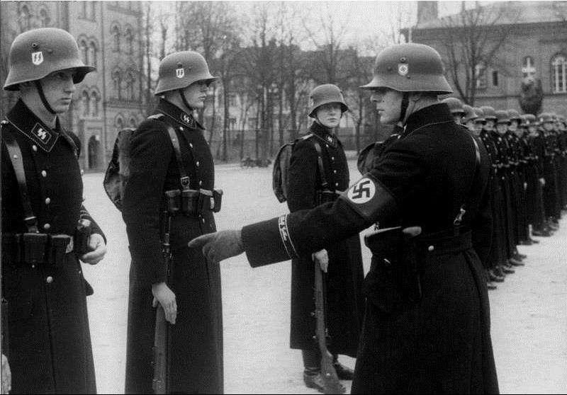 """二战德国用这2招诱惑,""""逼""""占领区商人全力支持德军-"""